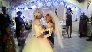 Свадьба Тани и Руслана. Снятие фаты невесты.💞💋❤🎀👠🎩