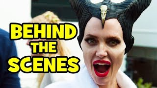 Скачать MALEFICENT 2 Behind The Scenes Clips Bloopers Mistress Of Evil