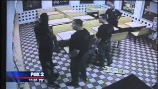 two brothers are harassed by police then one officer gives a shove and ignites a public brawl