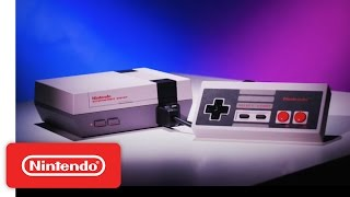 Nintendo Entertainment System: NES Classic Edition Features Trailer by : Nintendo
