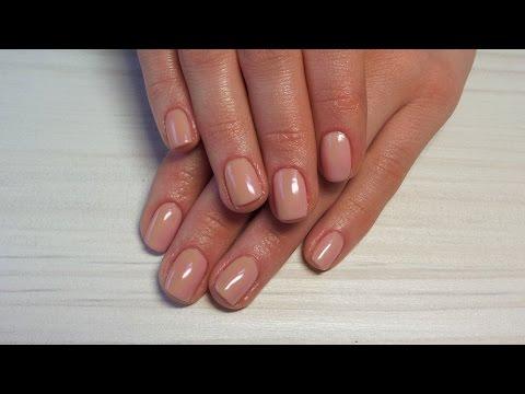Техника нанесения Shellac (уроки дизайна ногтей)