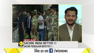 Sachin Tendulkar: Pakistan will gain if India boycotts World Cup Match