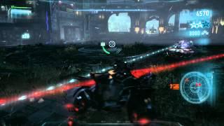 Batman Arkham Knight - One Man Army Challenge (3 Stars - 10k points)