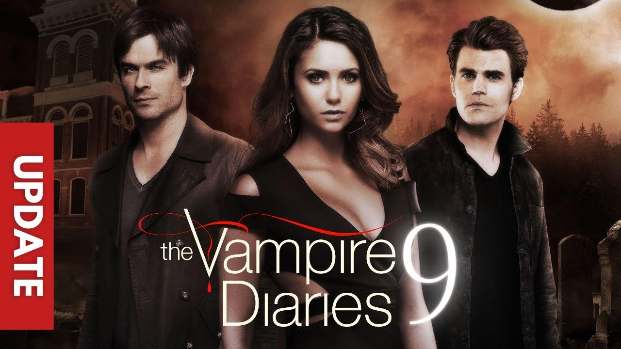 Download The Vampire Diaries : Season 9 | Is it happening? | The Clapperboard Diaries
