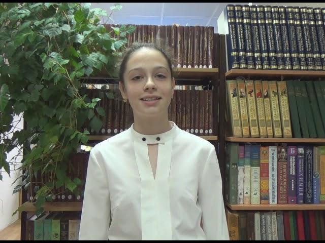 Изображение предпросмотра прочтения – АннаШубина читает произведение «Воробей» И.С.Тургенева