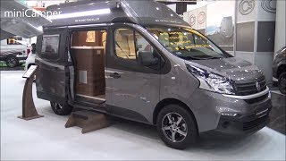 MiniCamper FIAT Swift  Globe Traveller 2018