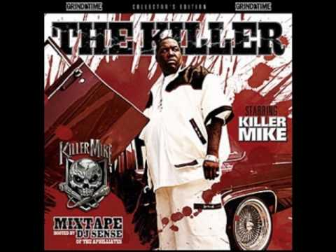 Killer Mike - A Dope Story [HQ] (112 Beat)