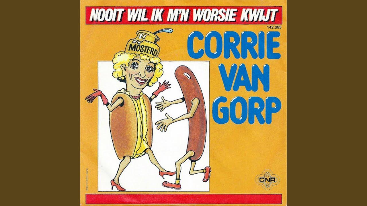 Nederlandse actrice en zangeres Corrie van Gorp overleden