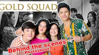 Download THE GOLD SQUAD PHOTOSHOOT bts | Kycine and Sethdrea | ASAP NATIN TO