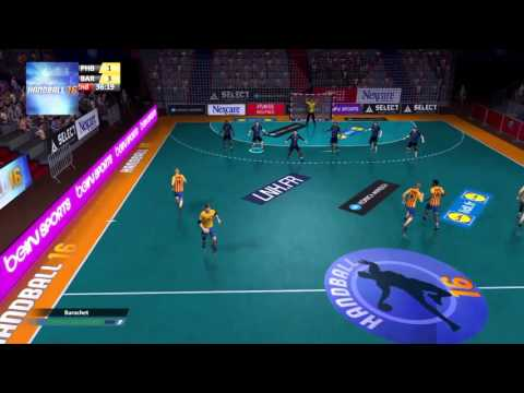 [PS4] handball 16 PSG-BARCELONE