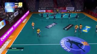 [PS4] handball 16 PSG-BARCELONE