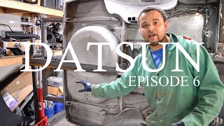 K-Swap Datsun 510 - Junk in the Trunk - Episode 6