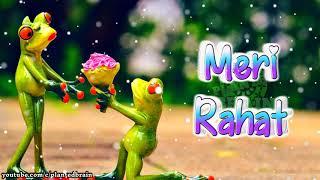Meri Rahat   Romantic   Sad   Love   Emotional Status   Hindi Status   Best WhatsApp Status  