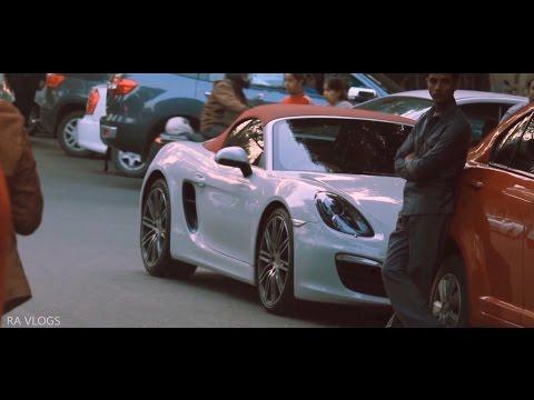 Porsche Boxster S Spyder - New Delhi