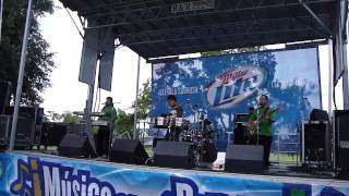 Erick y grupo massore(pajaro loco- en vivo parke clinto-houston tx