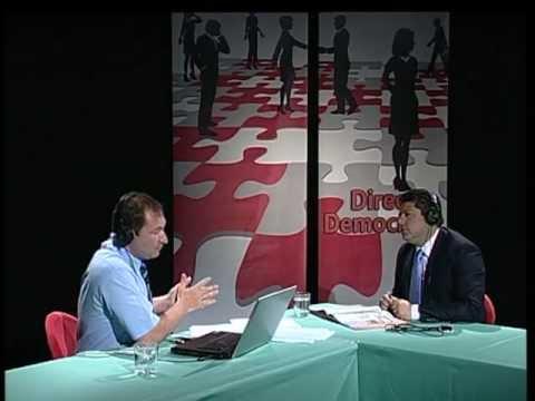 Direct Democracy on Radio Gibraltar Pt1