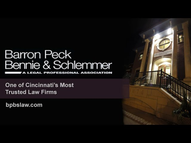 Barron Peck Bennie & Schlemmer Firm Overview