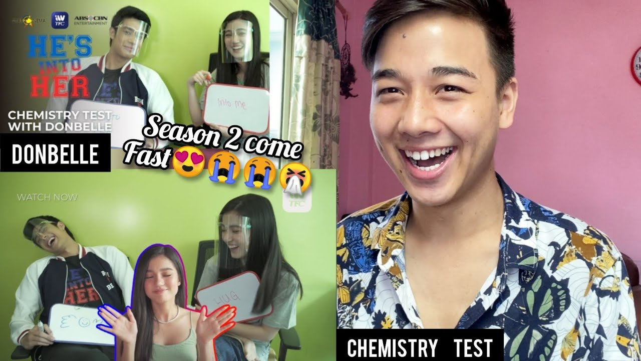 Download DonBelle | Chemistry Test | He's Into Her | REACTION
