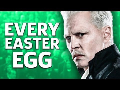 Fantastic Beasts 2: Every Harry Potter Connection & Easter Egg
