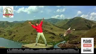 Pehla nasha pehla khumar karaoke song for Male Singers with lyrics