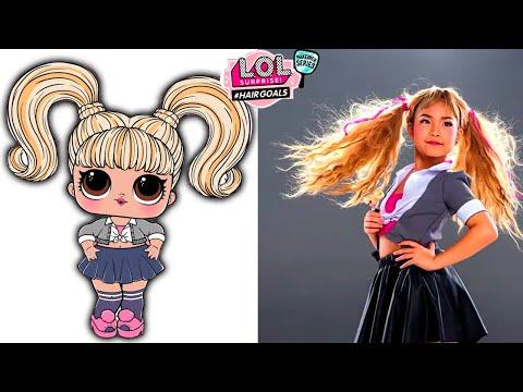 #LOL Muñecas LOL en la VIDA REAL 7 💥 Real Life LOL Surprise Dolls- ✂️ Crafty DIY Reciclaje