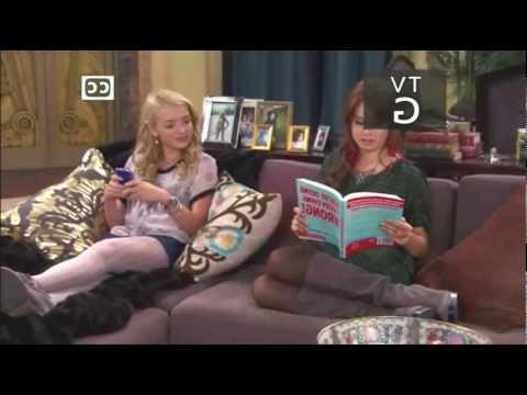 Jessie episodio 6 la nueva vieja mejor amiga de zuri for Cuarto de zuri jessie