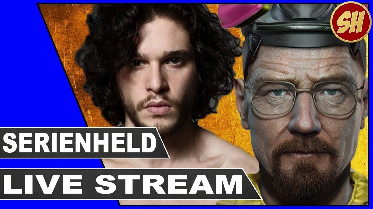Live Stream Serien Podcast Serienheld Youtube