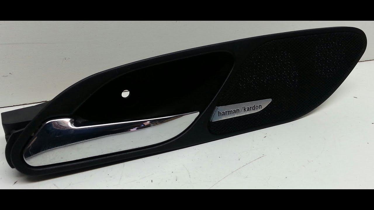 Exceptional BMW E46 M3 330ci Interior Door Handle Removal 325ci 323ci   YouTube
