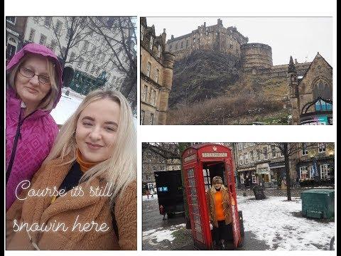 EDINBURGH VLOG || 2018 || SOPHIA CAHILL