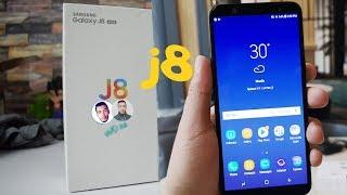 مراجعة هاتف جي 8 عيوب و مميزات Review samsung Galaxy J8
