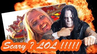 Top 10 WWE Wrestlers That Were Supposed To Be Scary But Made The WWE Fans Laugh Instead