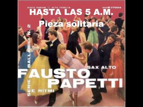 FAUSTO PAPETTI-- MIX de LP