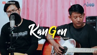 Download KANGEN (WA KANCIL FEAT WA KOSLET) AKUSTIK VERSION | COVER BY AIKO