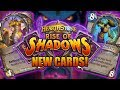 Rise of Shadows Review #8 - TRUMP'S FAVORITE CARD! | Hearthstone