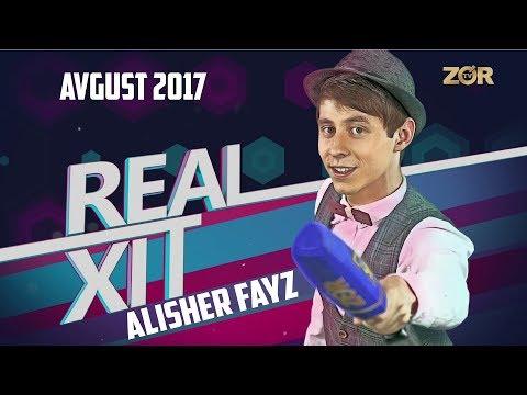 Real Xit - Sarxisob avgust 2017 (Alisher Fayz)