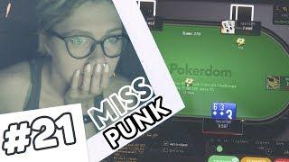 Баунти за голову - MissPunk стримит на Pokerdom #21