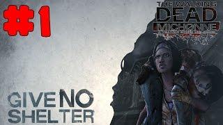 The Walking Dead: Michonne - Episode 2: Give No Shelter - Walkthrough - Part 1 (PC HD) [1080p60FPS]