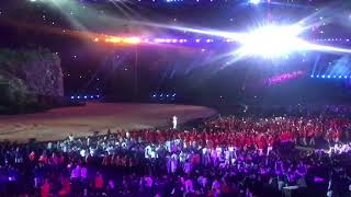 Meraih Bintang Opening Ceremony Asian Games 2018 - Via Vallen