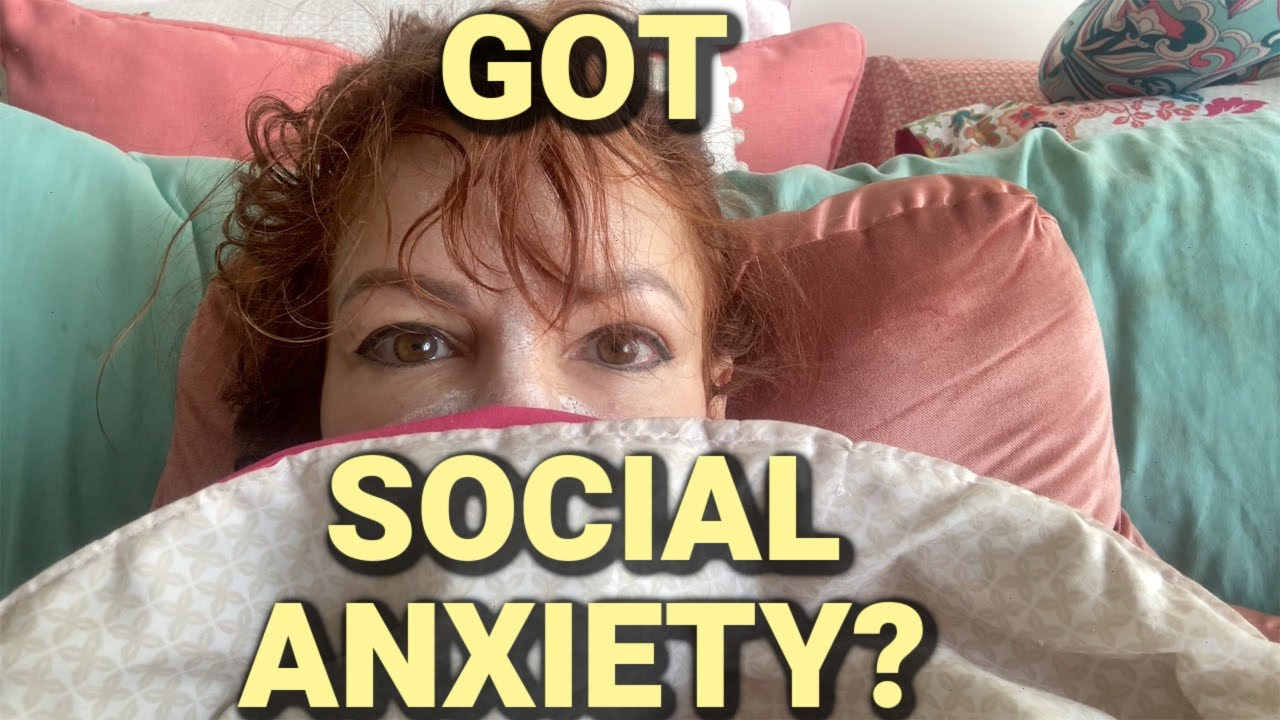 VIDEO:Post Pandemic Social Anxiety as the World Re-opens.