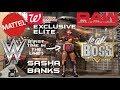 My WWE Figures:Sasha Banks Mattel Walgreens Exclusive Elite