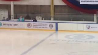 Соревнования в Рязани 13.10.2016 (1 место) 2 юношеский разряд ( 7 лет)