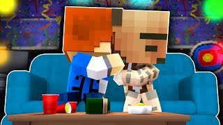 Minecraft Daycare - CRASHING A PARTY !? (Minecraft Roleplay)