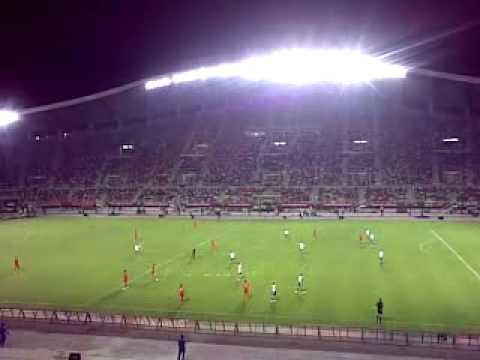 Macedonia 0 - 2 Ireland - Skopje stadium Philip 2nd of Macedonia