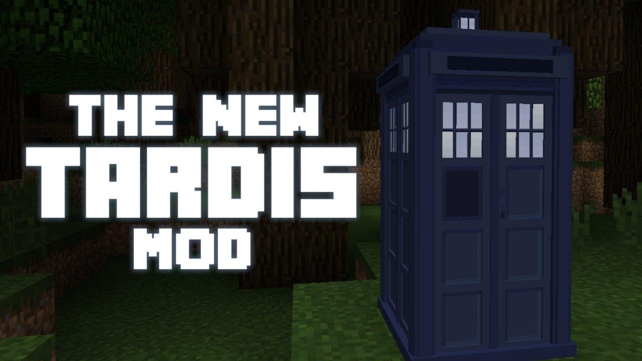 New TARDIS Mod - Mods - Minecraft - CurseForge