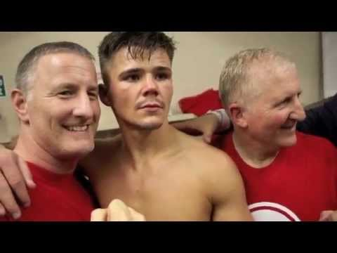 JOHNNY COYLE CLAIMS PRIZEFIGHTER - WELTERWEIGHTS IV TROPHY @ YORK HALL - POST FIGHT INTERVIEW