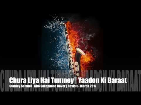 Chura Liya  | Asha Bhosle & Mohd Rafi | Saxophone Cover | #207 | Stanley Samuel