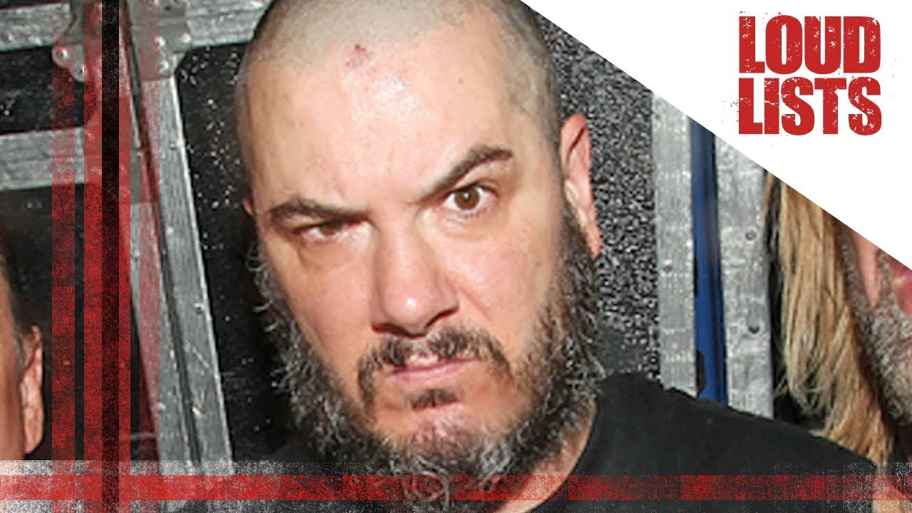 10 Unforgettable Philip Anselmo Moments Youtube