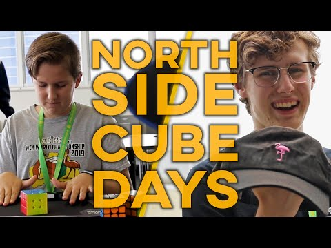 Northside Cube Days 2020 | Rubik's Cube Competition