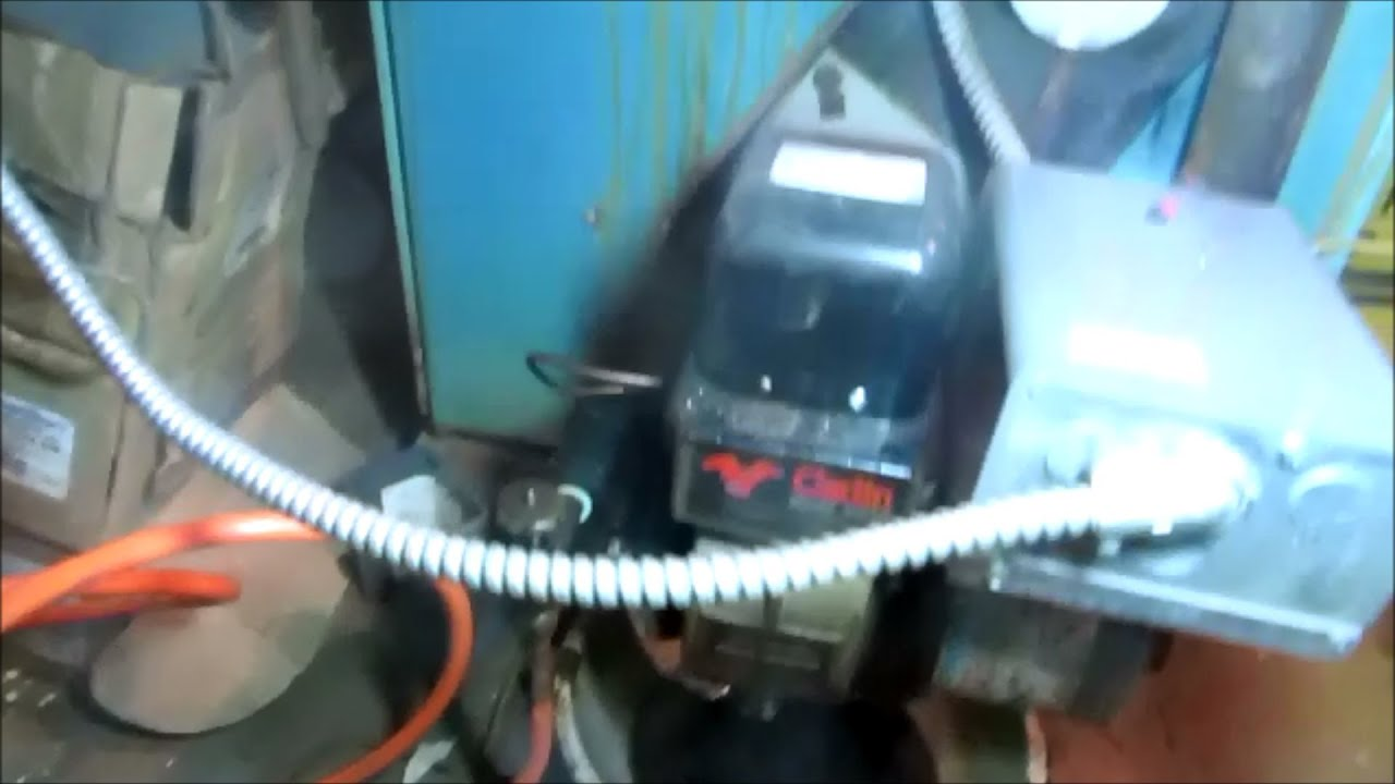 GAS HEATING:oil to gas boiler replacement - YouTube