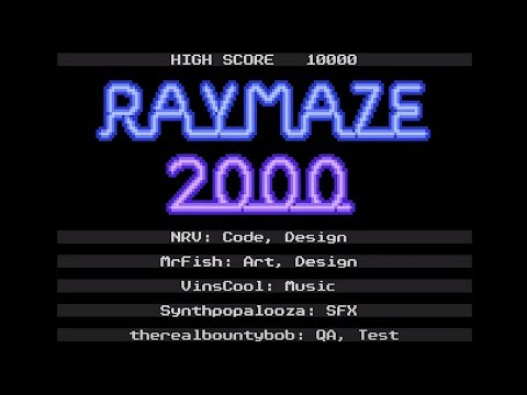 Raymaze 2000 - The Full PoKEY Soundtrack